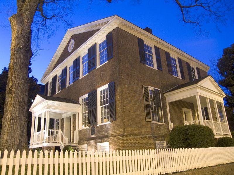 John Marshall's house  | Education | John marshall, Confederate