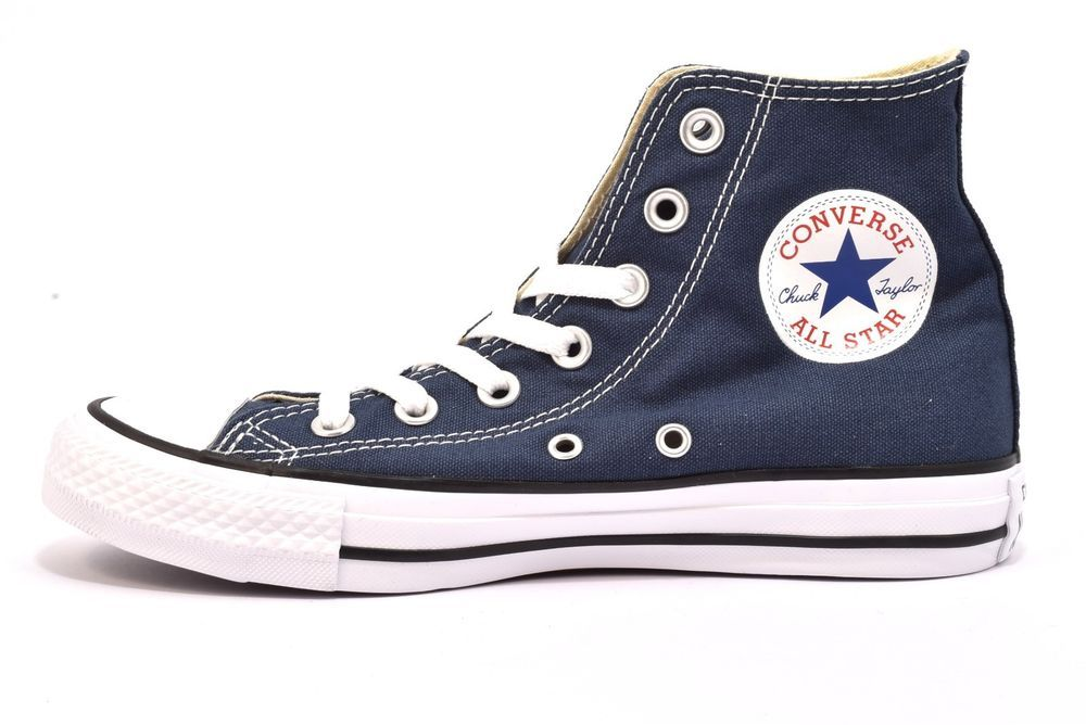 converse all star alte donna bianco e nero