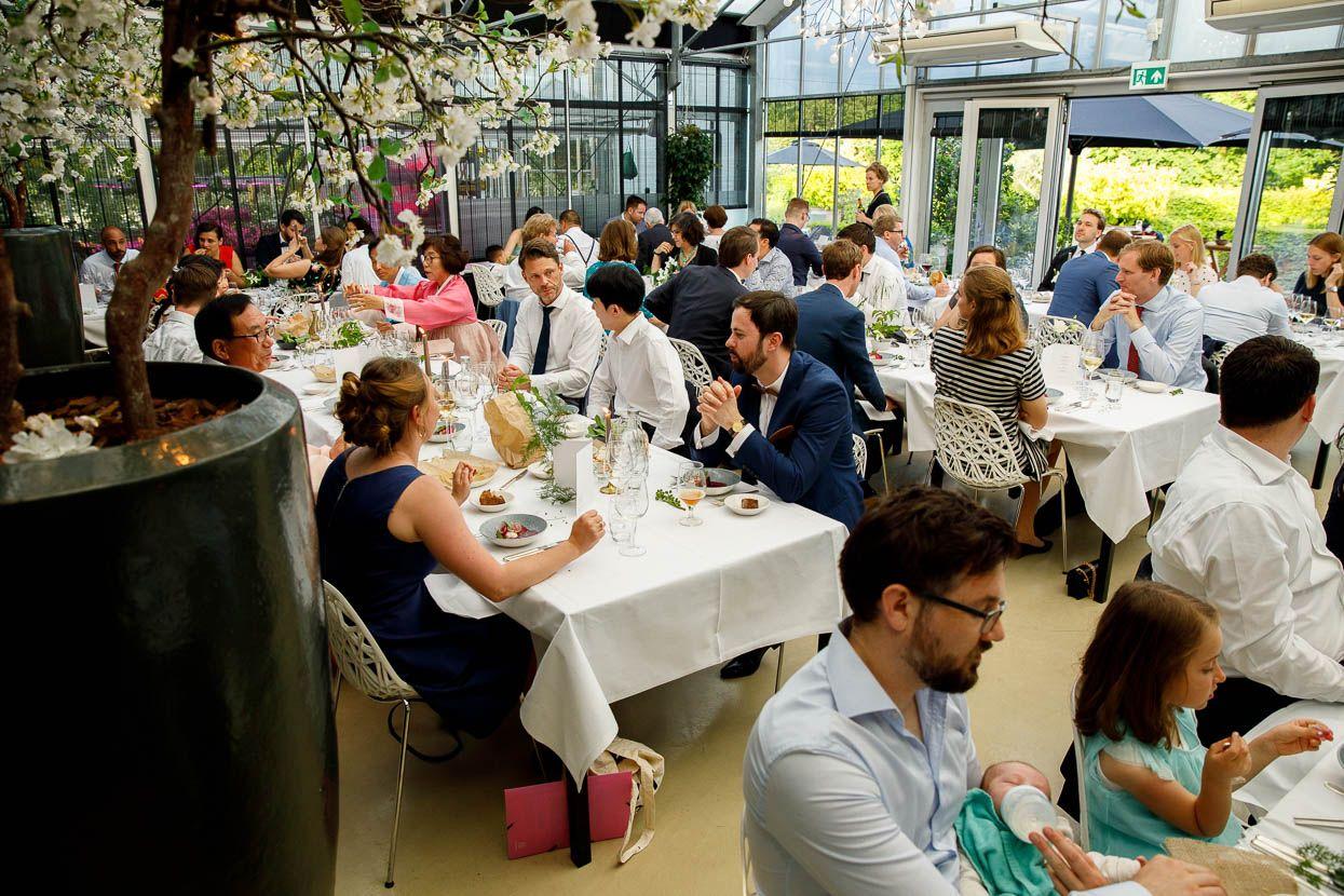 Bruiloft Bij De Kas In Amsterdam J M Mon Et Mine Een
