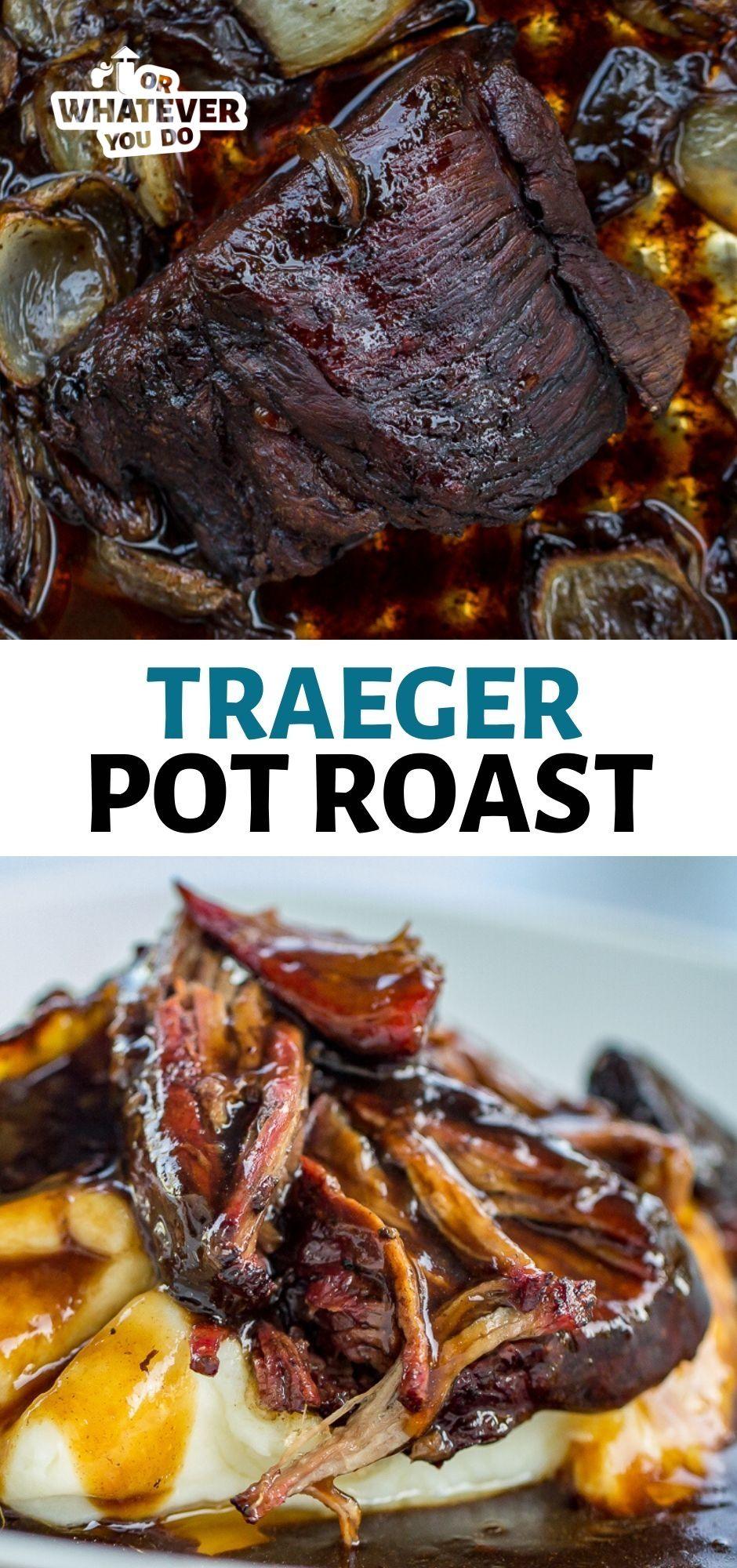 Traeger Pot Roast | Recipe in 2020 | Pot roast, Best pot ...