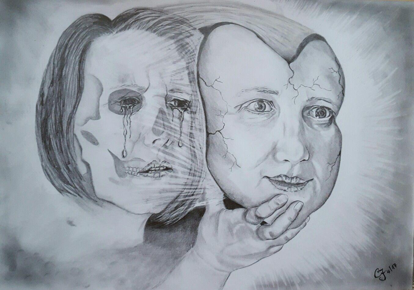Ohne maske sieht man schnell die wahrheit: Die Grausamkeit der ...
