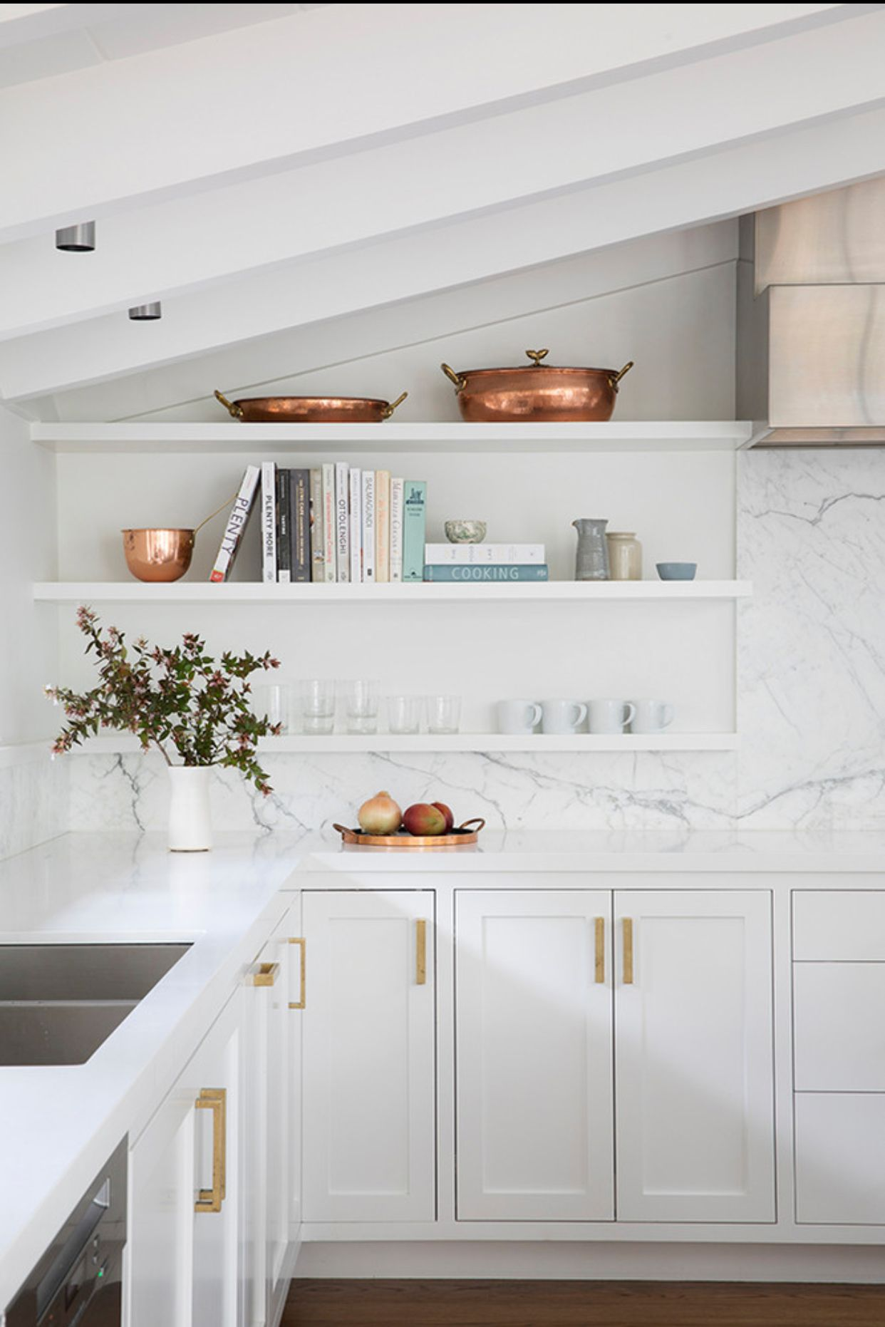 Pin by Jessica Dooley on Kitchen/Dining ideas   White kitchen ...