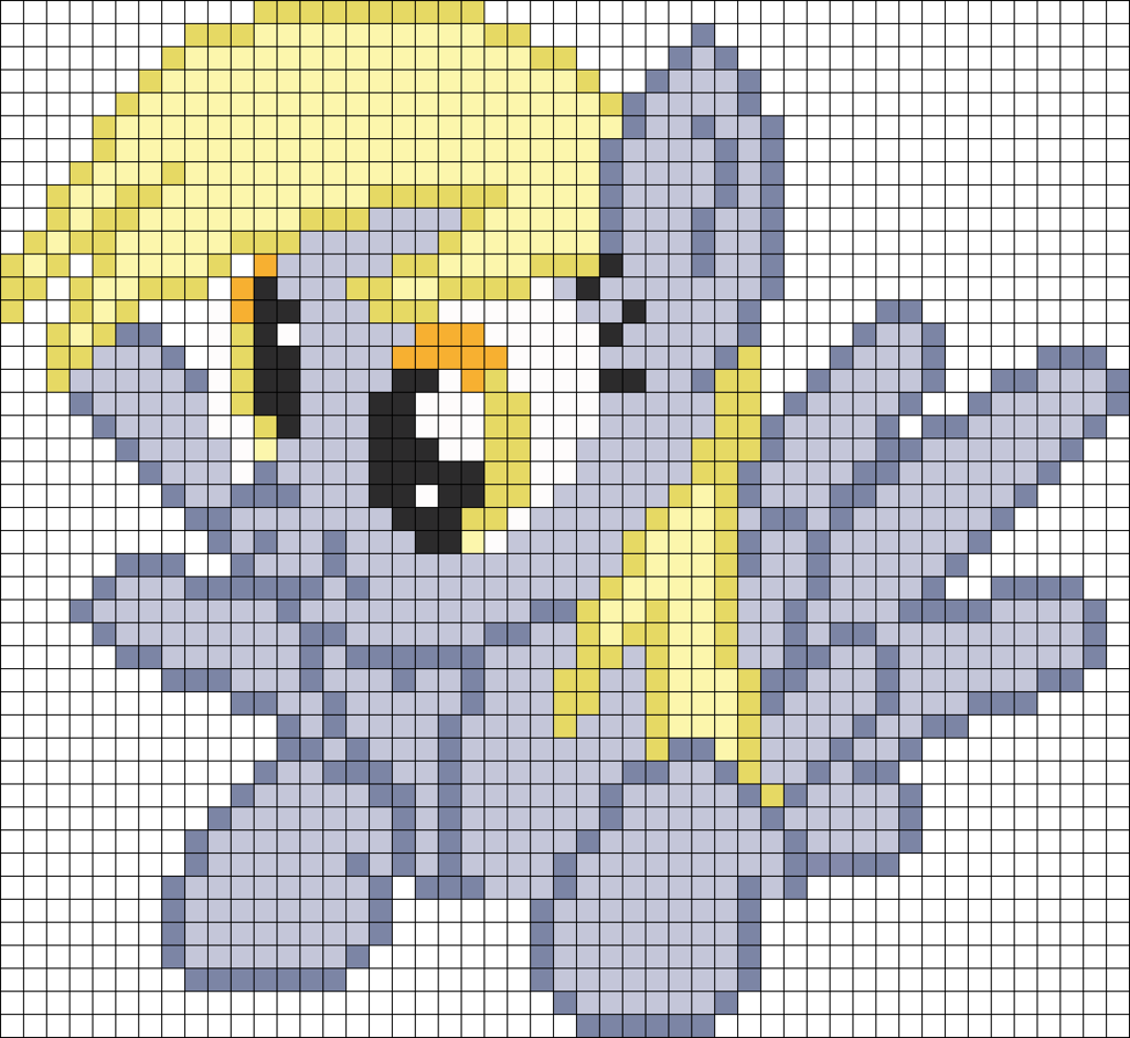 Minecraft Rarity Pixel Art Template Galleryhip The Hippest