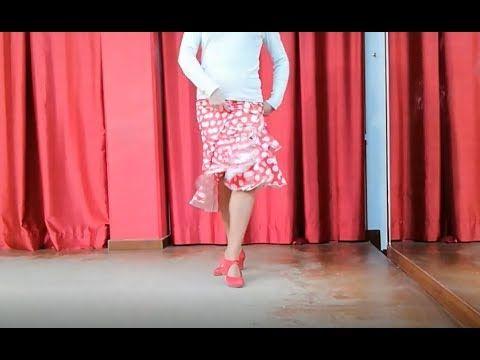 Curso de SEVILLANAS con Susana. Aprende a bailar \