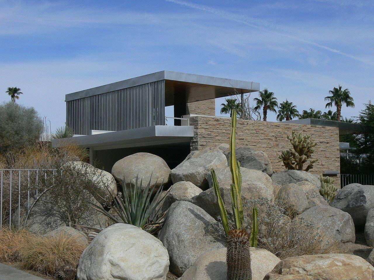 richard neutra | kaufmann house