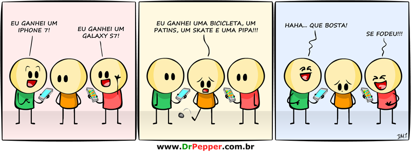 DrPepper.com.br - Página 7 de 425 - Piadas ruins é que são boas!