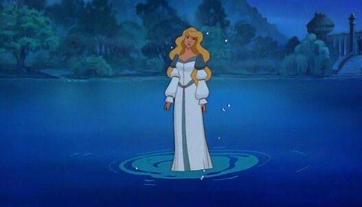 Nest family entertainment odette princess of swan lake