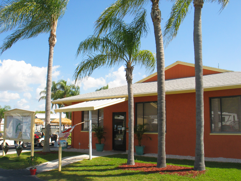 Clearwater Travel RV Resort At Florida United States