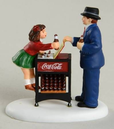 A Coke For You And Me !