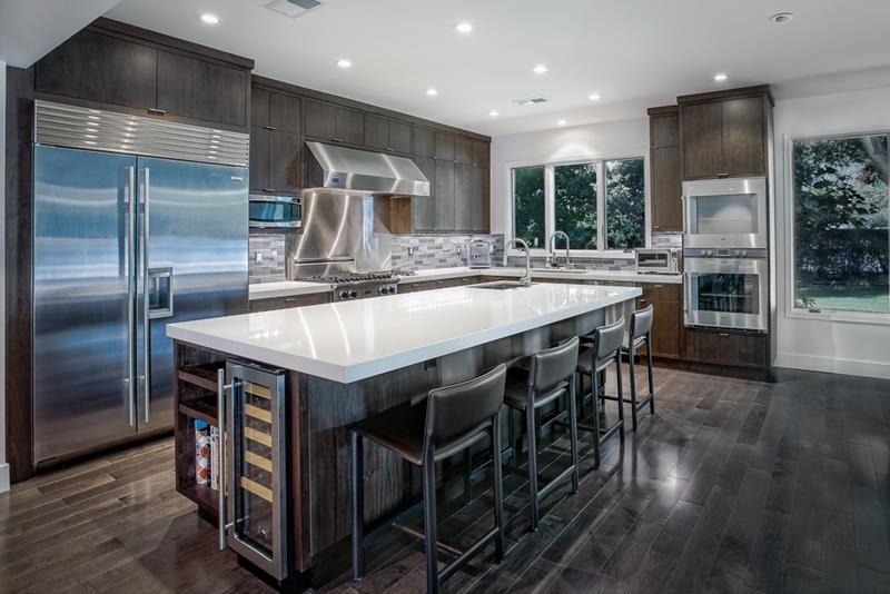 Custom Modern Kitchen Cabinets 120 Custom Luxury Modern Kitchen Designs | Custom kitchens design