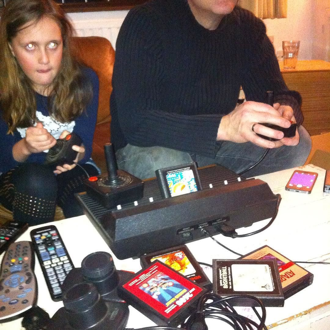 You'd like this one by hearthandheritage #atari2600 #microhobbit (o) http://ift.tt/1QorEAF