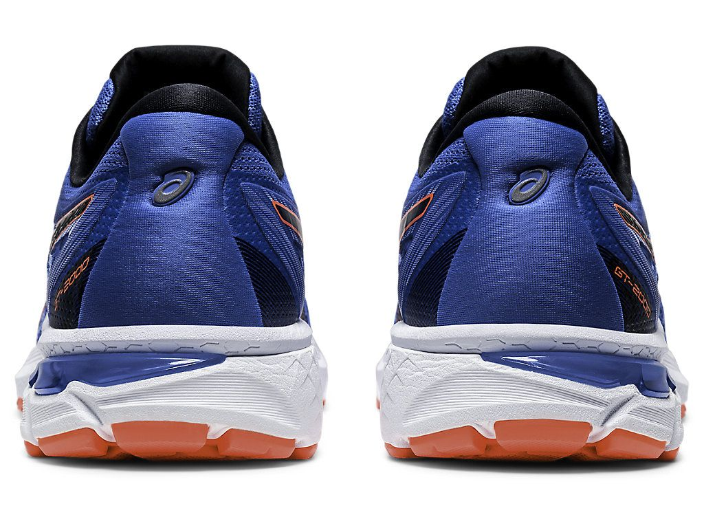 Men's GT-2000 8 KNIT | DIRECTOIRE BLUE/BLACK | Running | ASICS ...