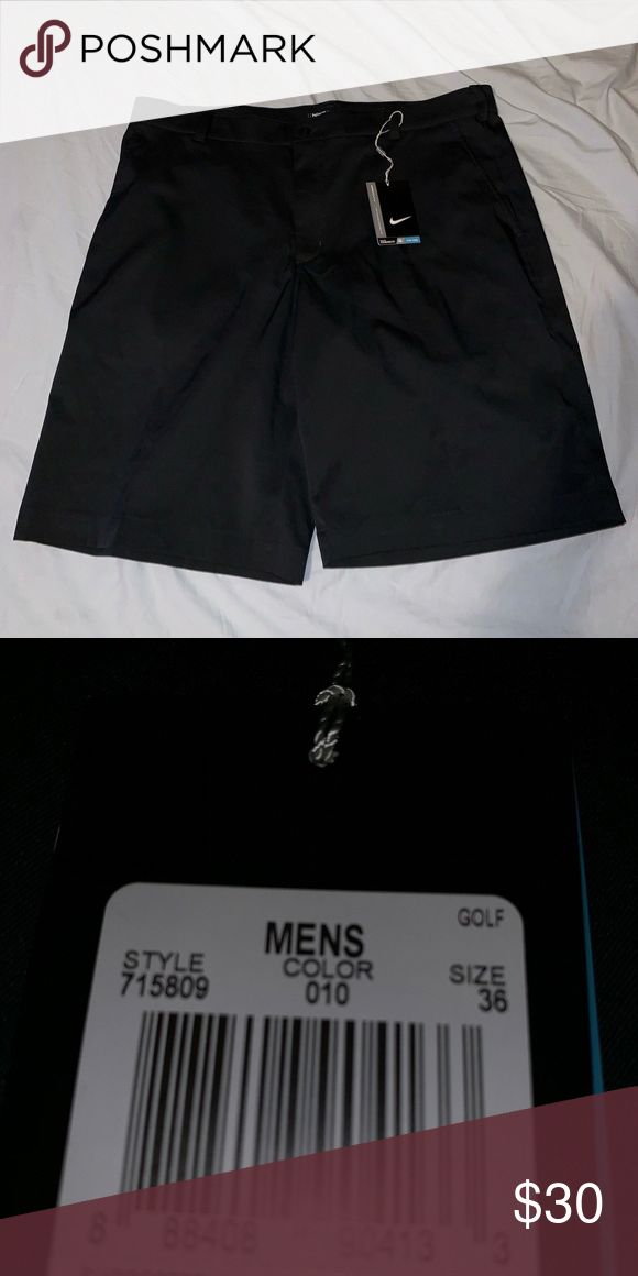 ac0e72c290290b Nike Golf Shorts Brand new. Purchased directly from Nike. Nike Shorts Flat  Front  mensnikegolfshoes