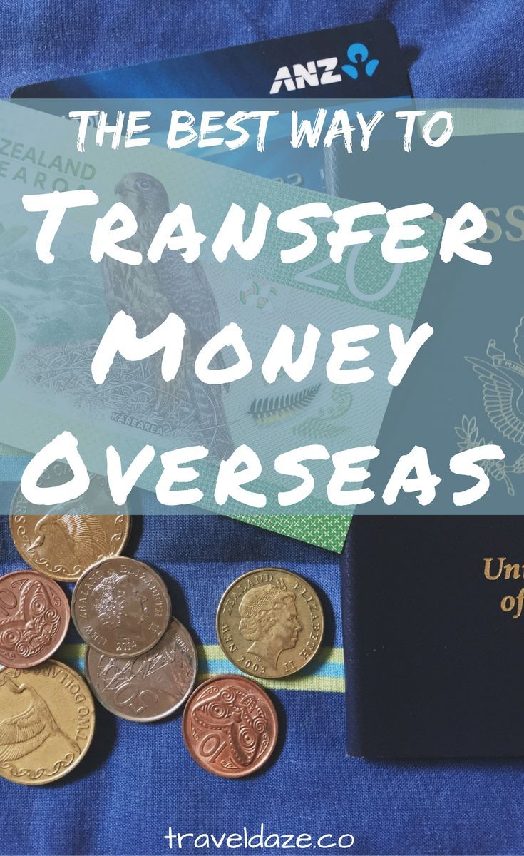 Best Way to Transfer Money Overseas with Transferwise