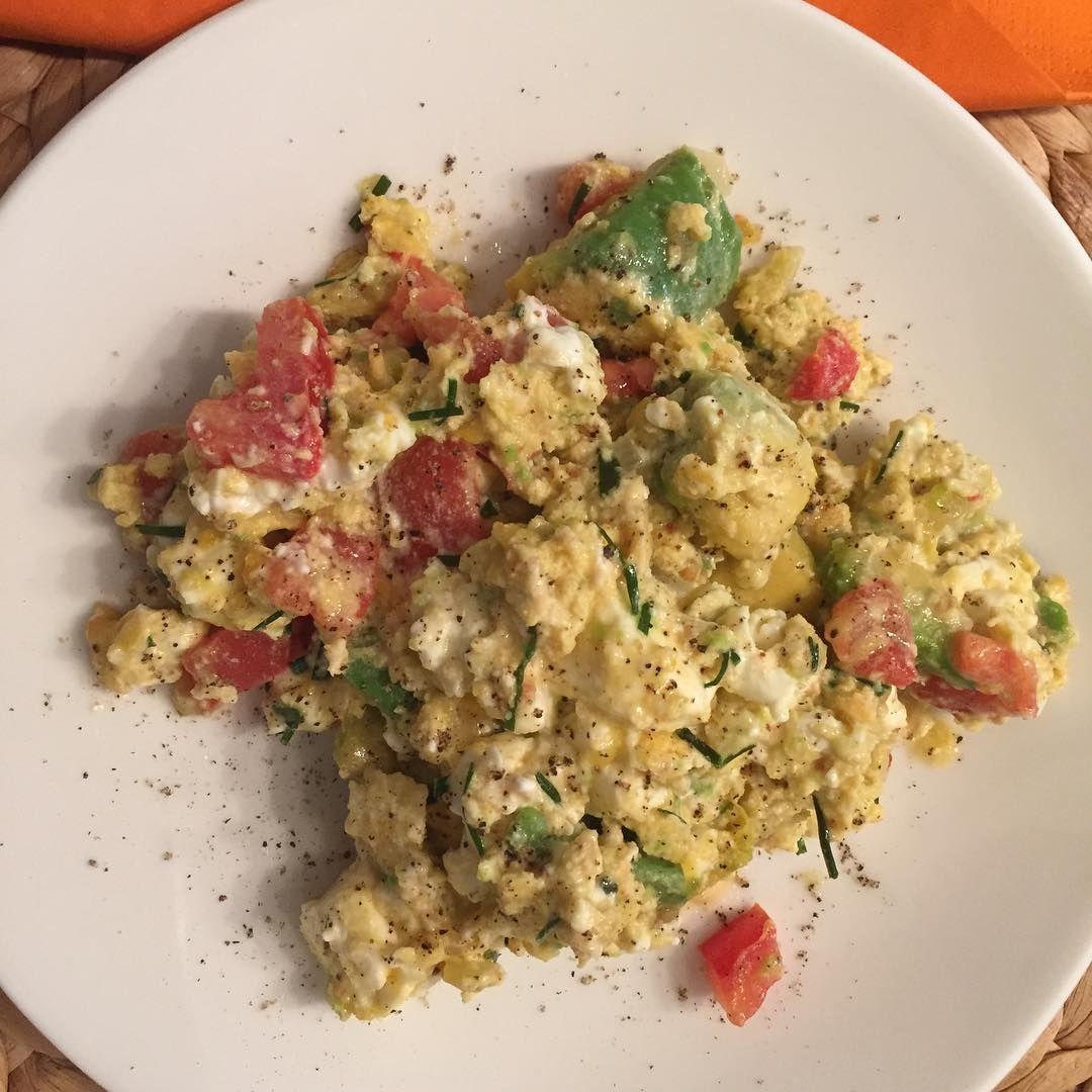 Mein Kuchenstudio Video Auf Periscope Avokado Tomate Ei