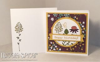 Crazy Crafters January Blog Hop - Sale-a-bration Products