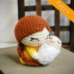 mummy's love amigurumi pattern