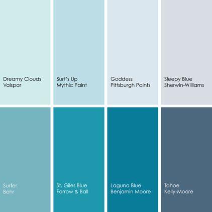 blue color swatch i like sleepy blue | my room | pinterest | blue