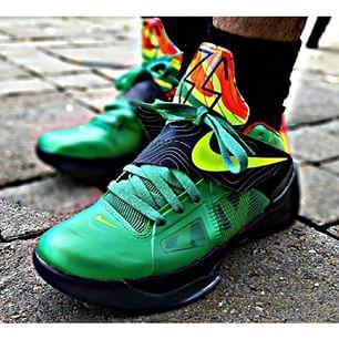 eba30b4df310 Here we have  jflo720 (Instagram) sporting his Nike KD 4