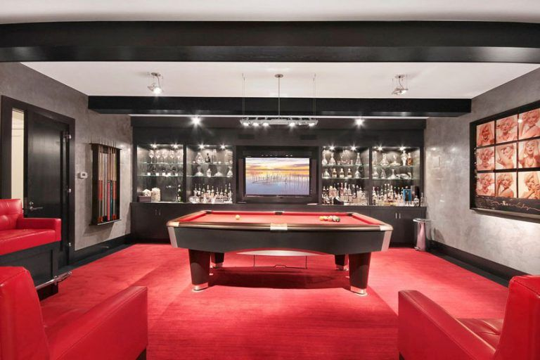 125 Best Man Cave Ideas Furniture Decor Pictures Finishing