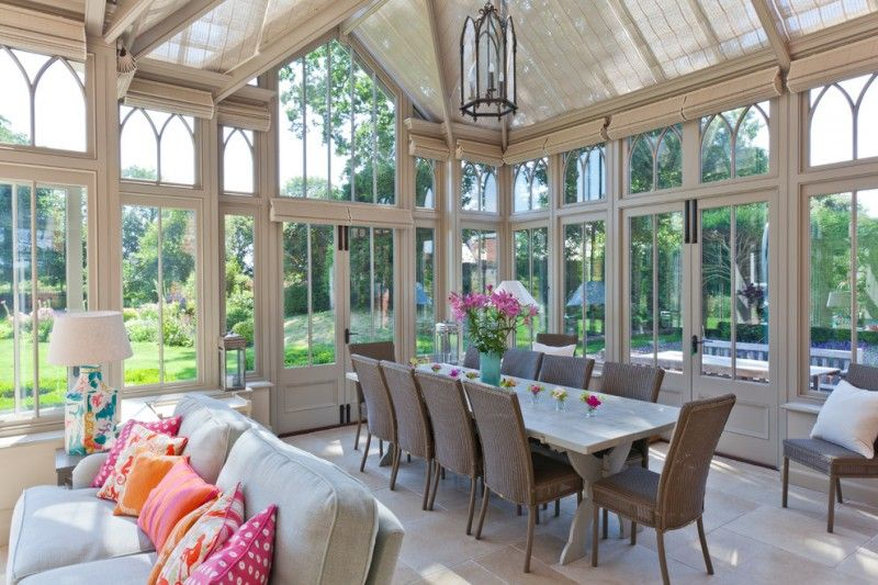 Charmant Furniture For Sunrooms Grey Couch Simple Moderate Dining Table Chandelier  Bird Cage Design Of Fabulous Furniture For Sunrooms Ideas
