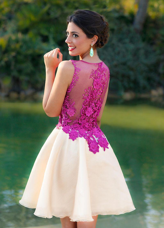 silvianavarro6 | Dresses | Pinterest | Vestiditos, Vestidos cortos y ...