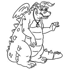 Top 25 Free Printable Dragon Tales Coloring Pages Online Dragon Tales Coloring Pages Online Coloring Pages