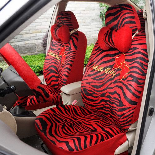Leopard Car Seat Covers Car Leopard Print Seat Cover