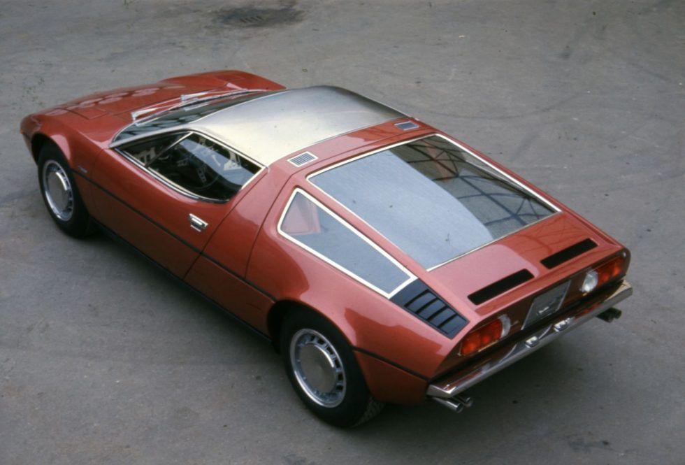 1974 Maserati Bora - Bora 4.9 | Classic Driver Market