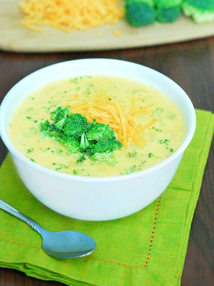 Можно ли сырный суп на диете