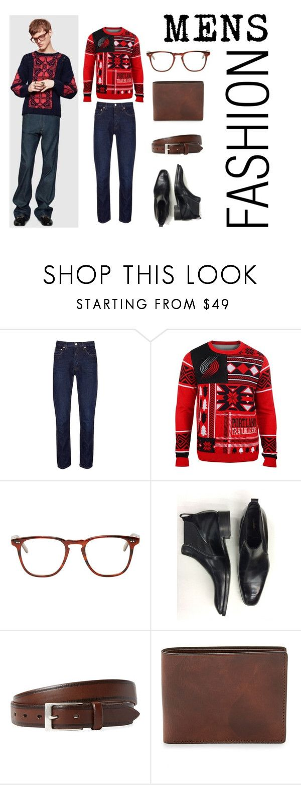 """""""Mens Fashion #3"""" by doggyrules on Polyvore featuring Gucci, Acne Studios, Garrett Leight, Tom Ford, John Varvatos, men's fashion and menswear"""