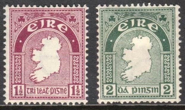 It is pretty much the number one used stamp of Ireland and any packet/kiddie collection with 1 Irish stamp its likely to be a used 2d of the 1940 - 1968 period. Description from stampboards.com. I searched for this on bing.com/images