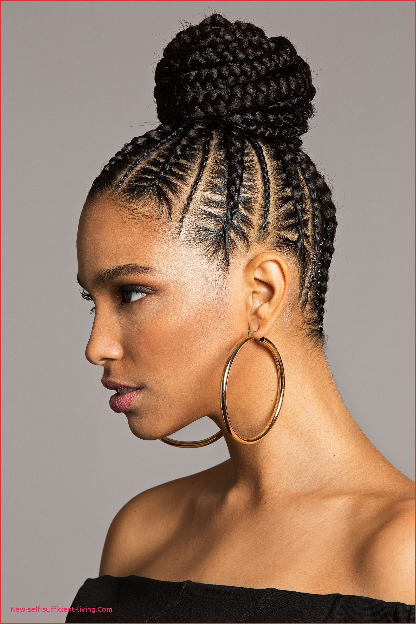 Hairstyles Braids Updo Chrome Fashion Cornrow Updo Bun Hairstyles Amusing Braided Bun Cornrow Braid Styles Hair Styles Natural Hair Styles For Black Women