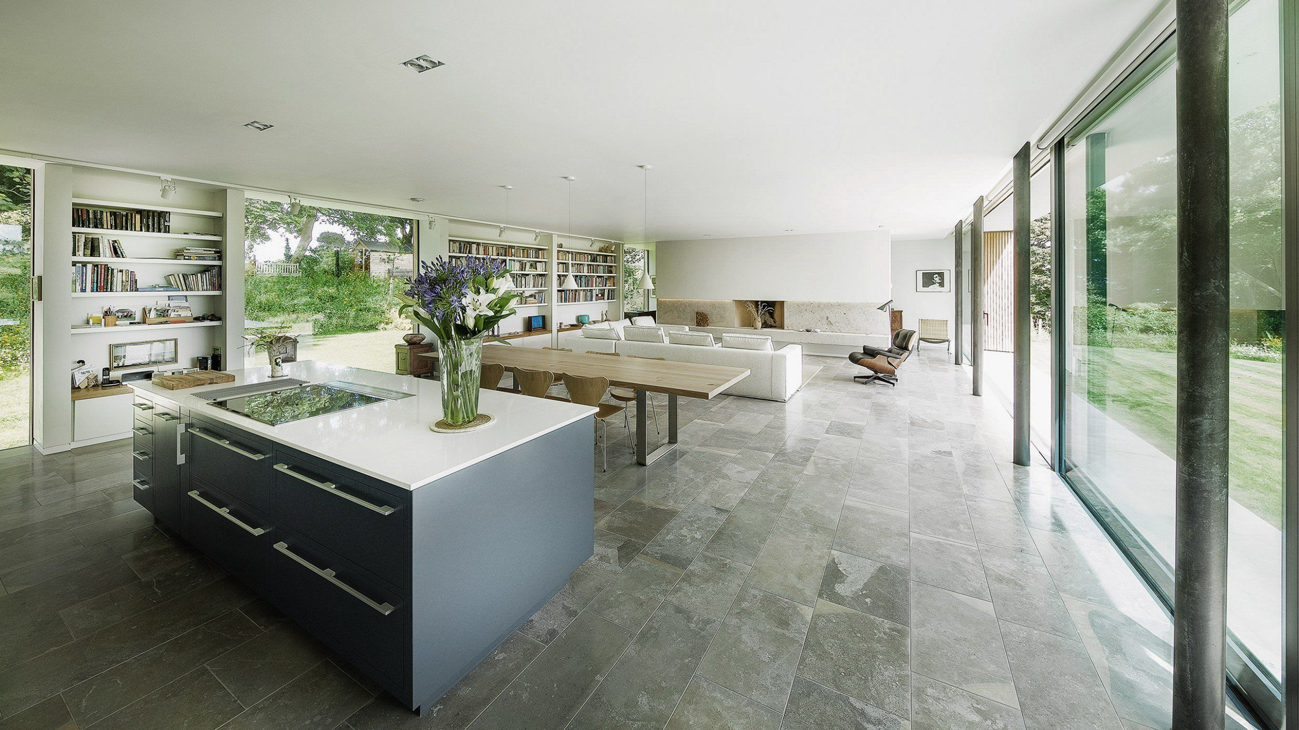 The Quest, Swanage, UK | Strom Architects | Modern | Pinterest ...