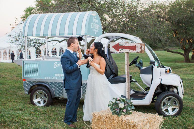 Barn wedding at sterlingbrook farms nj wedding venues