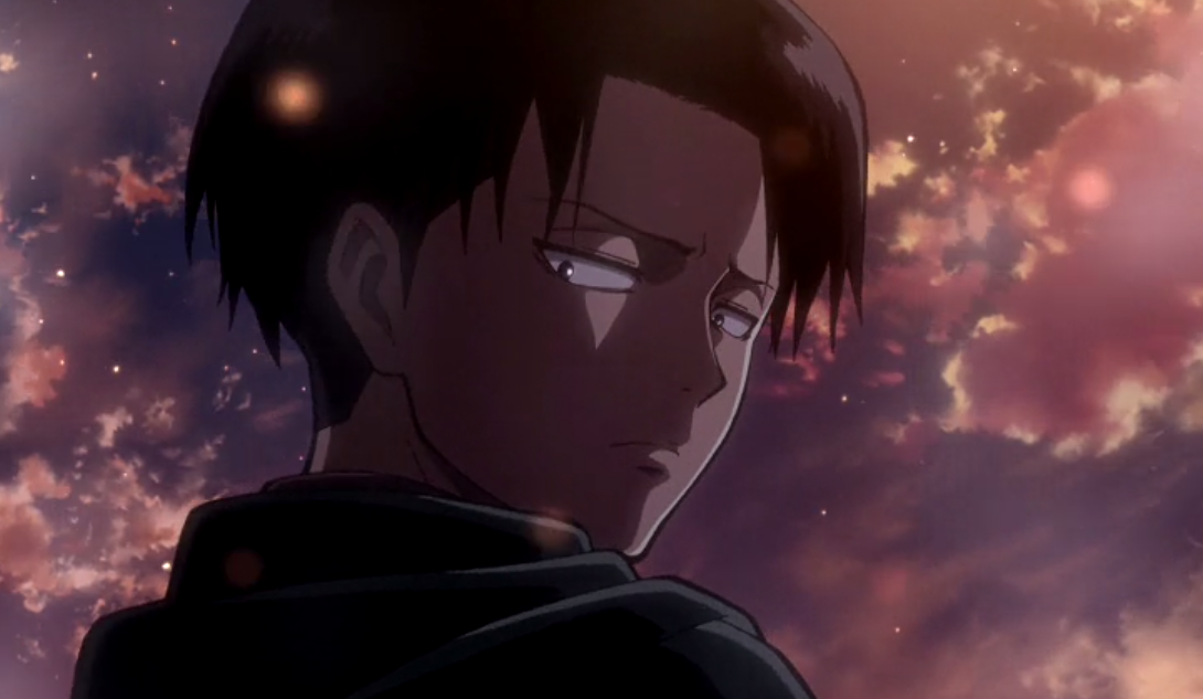Levi Comes To Save The Elite Team Attack On Titan Levi Attack On Titan Levi Ackerman