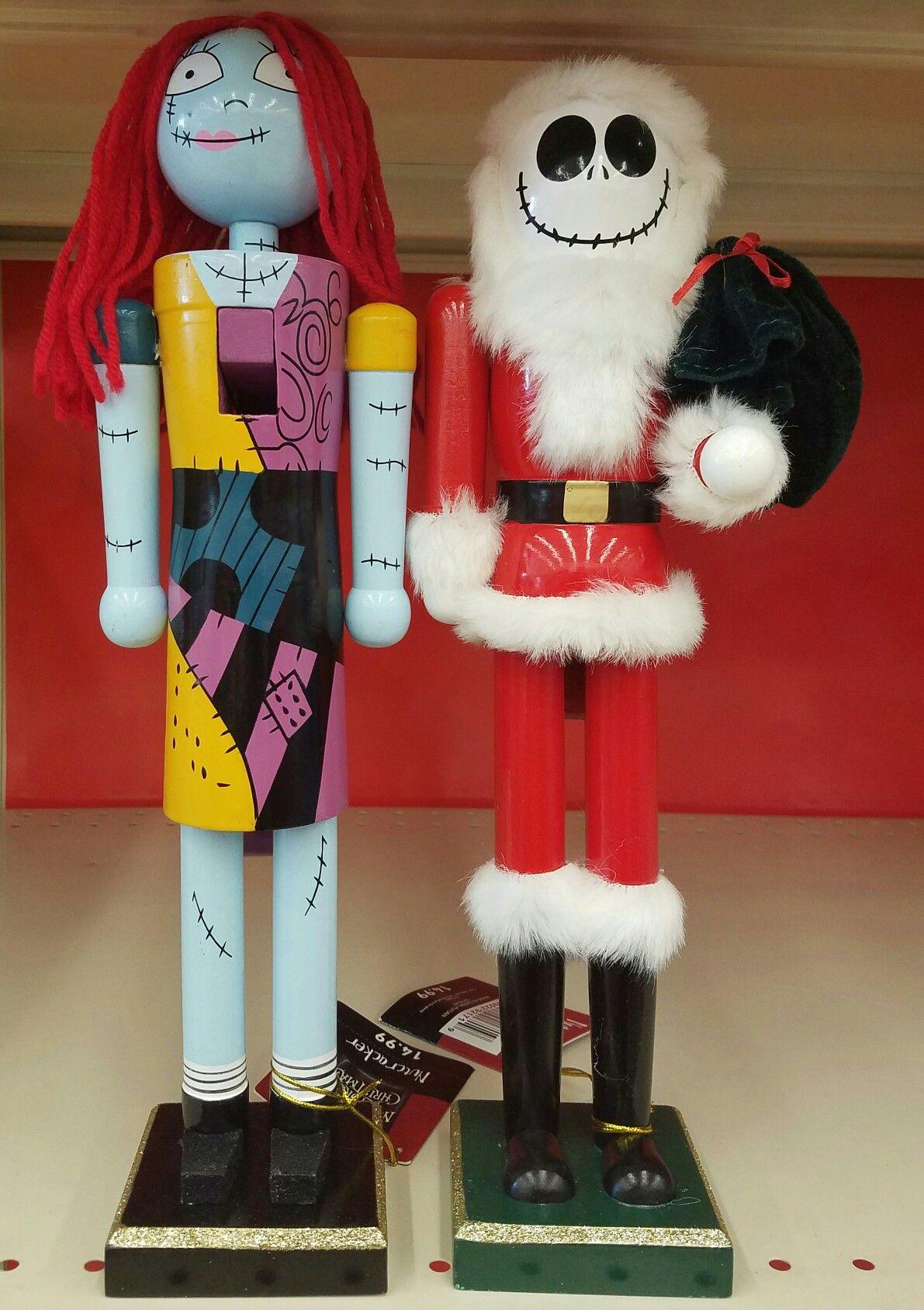 sally jack nutcracker - Nightmare Before Christmas Nutcracker