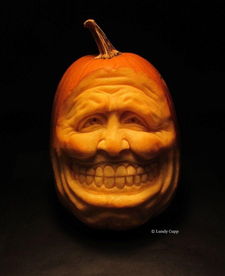 Click To Enlarge Realistic Pumpkins Pumpkin Carving Pumpkin Carver