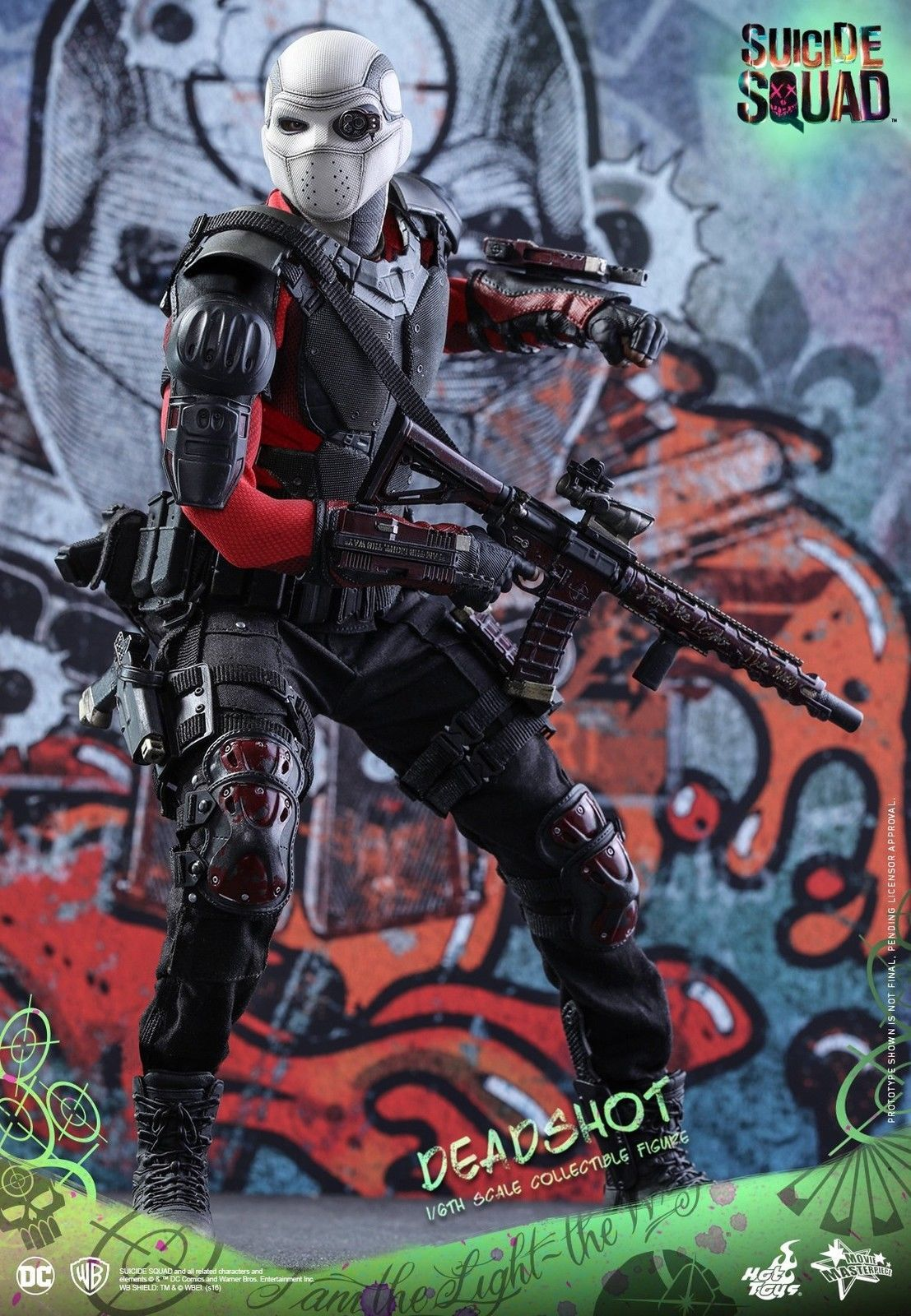 1/6 Deadshot-Hot-Toys-1-6-Scale-Figure-Suicide-Squad