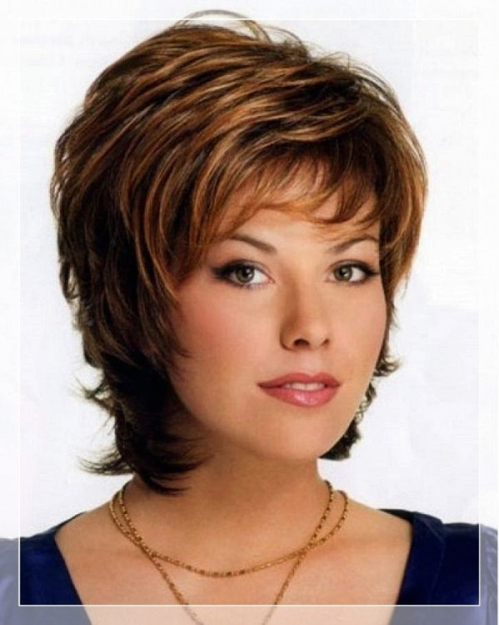 Hairstyle Short - Short Hair hairstyle Short in 2017, the wife and ...