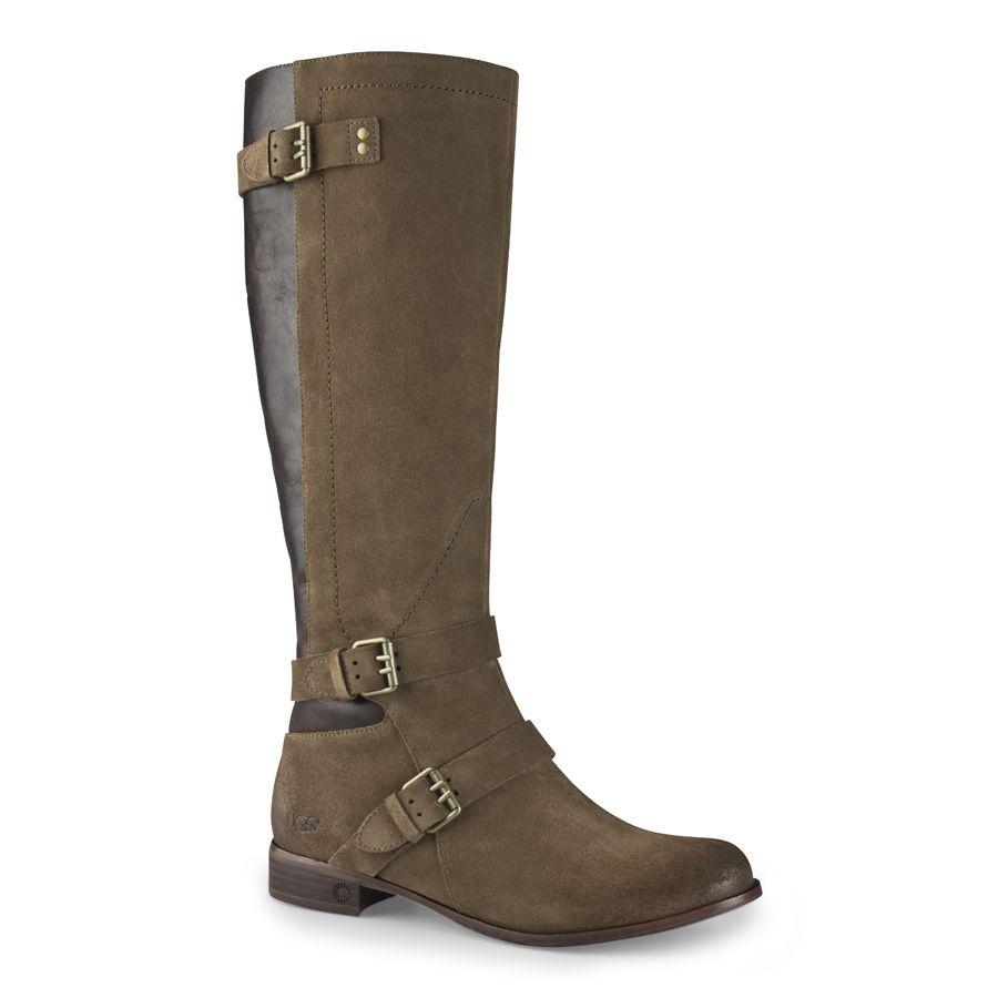 UGG® Australia Cyndee Strap Boot #VonMaur