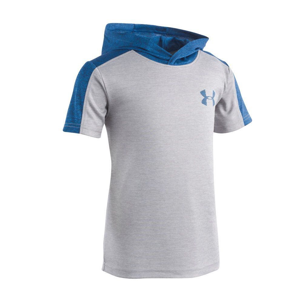 8bdb48f65 Boys 4-7 Under Armour Hooded Tech Tee | Products | Mesh hoodie, Mesh ...
