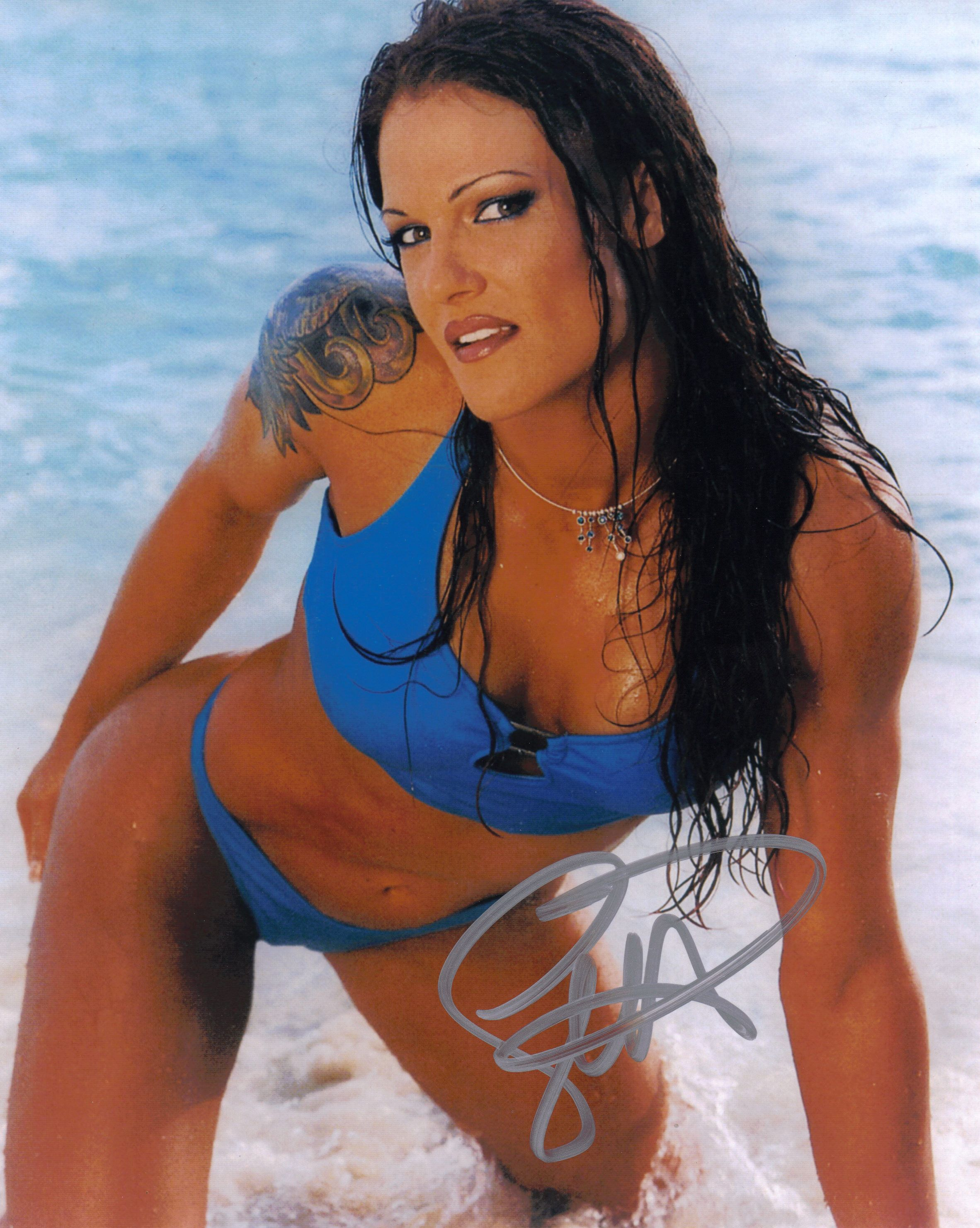 Kane And Lita Sexy Monments