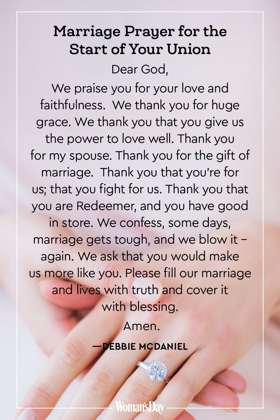 21 Marriage Prayers for Couples Seeking Strength