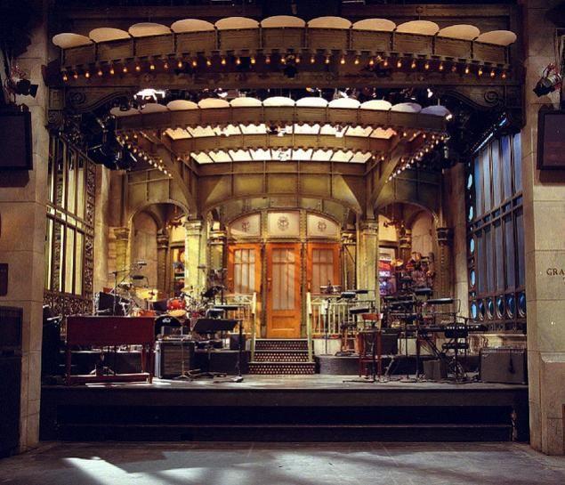NBC Studio Tour (Saturday Night Live studio) - New York City, NY - live careers