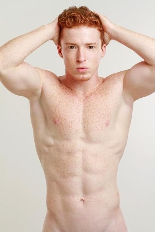 Naked red haired young boys — pic 5