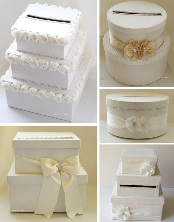 1000 images about Wedding Card Boxes – Homemade Wedding Card Boxes