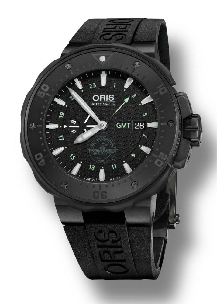 f4212b538 Oris US marine corps force recon limited edition watch. | Marines ...