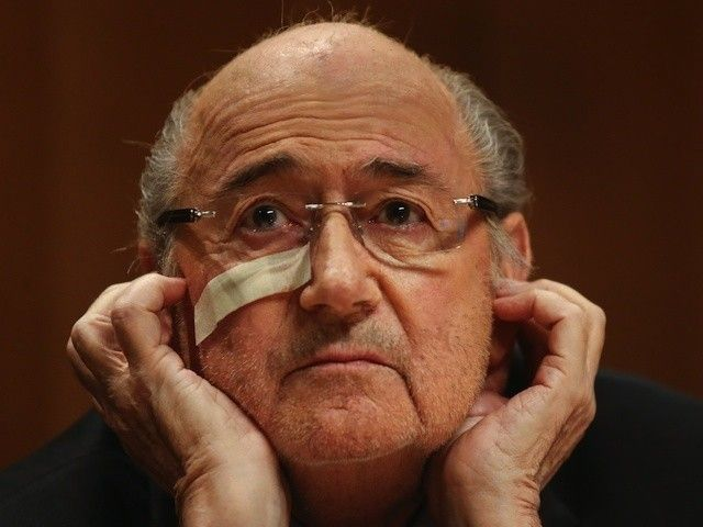 French Football Federation searched in connection with Sepp Blatter case