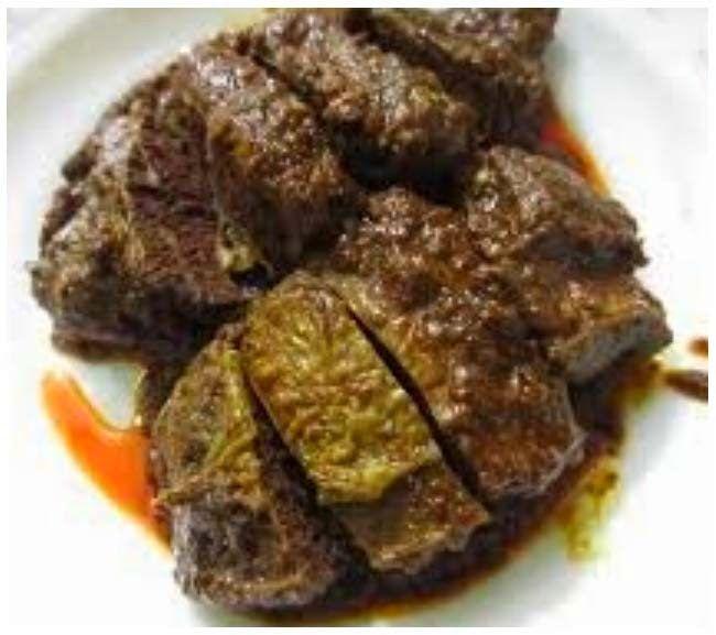 Resep Rendang Limpa Dan Hati Resep Pilihan Resep Masakan Malaysia Makanan Bayi Resep Masakan